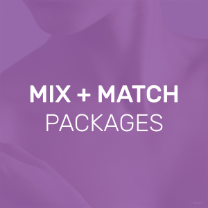 Mix + Match packages